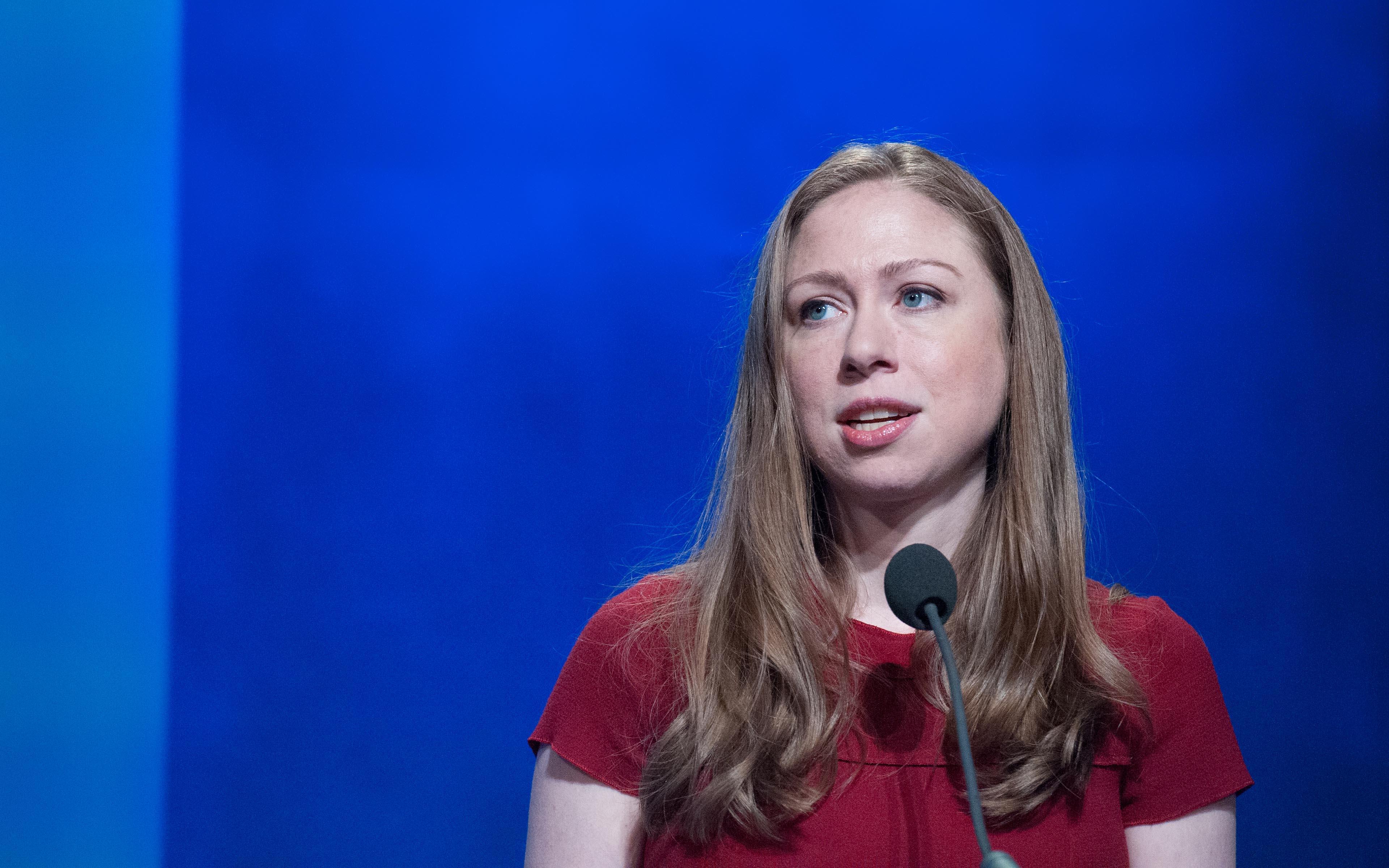 Córka Clintonów