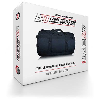 Large Duffle Bag (torba pochłaniająca zapach)