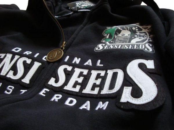 Bluza z kapturem Sensi Seeds