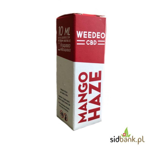CBD Liquid Weedeo