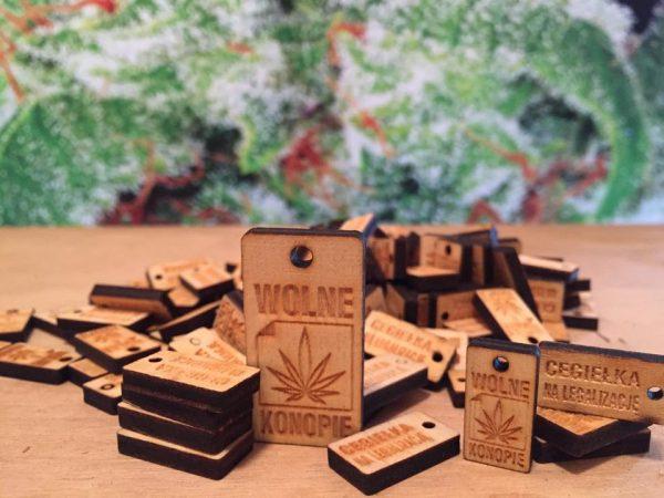 Cegiełka na legalizację