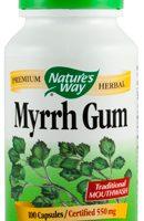 Guma Myrrh Mirra Kapsułki 550 mg