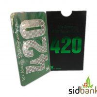 Karta 420- Młynek metalowy