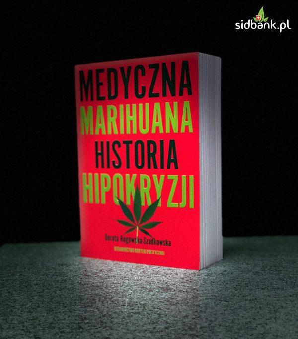 Książka Medyczna Marihuana - historia hipokryzji