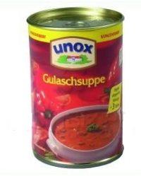 Schowek - Puszka zupy gulaszowej