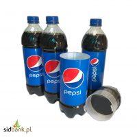 Schowek butelka Pepsi