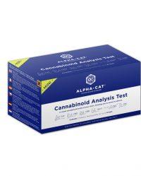 Tester AlphaCAT Mini Kit - Analiza kanabinoidów