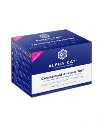 Tester AlphaCAT Regular Kit - Analiza kanabinoidów