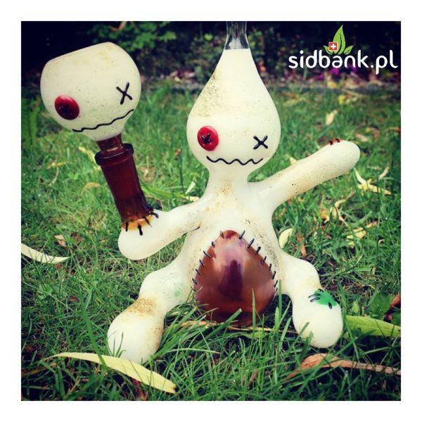 """Unikatowe Bongo """"voodoo"""" 3mm"""