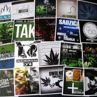 Vlepki / Naklejki legalizacyjne