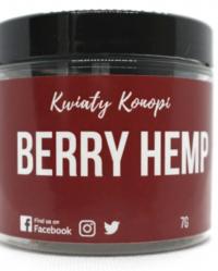 Hemp Berry susz CBD z konopi siewnej