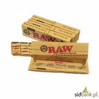 Bibułka RAW CLASSIC + filterki