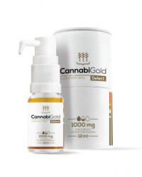 Olej CannabiGold Select 10% CBD