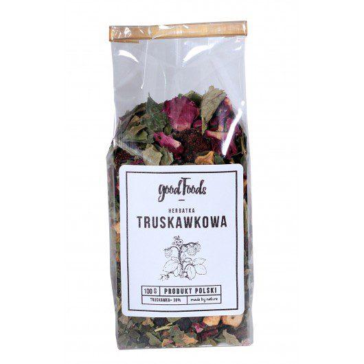 Herbata Truskawkowa 100g