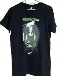 Koszulka Respect The Nature męska