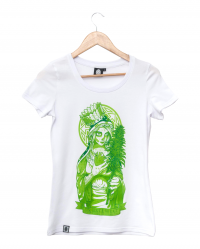 Damska Koszulka Matka Zielna