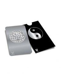 Karta Ying Yang - Młynek metalowy