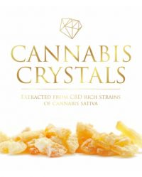 Kryształy CBD 98% 0,5g