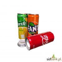Schowek Fanta Sprite Coca-Cola