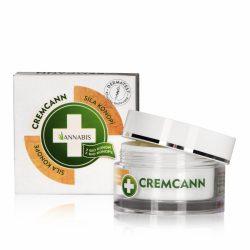 Creamcann Omega 3-6 - Krem do pielęgnacji skóry