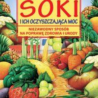 Książka: Świeże soki i ich oczyszczająca moc