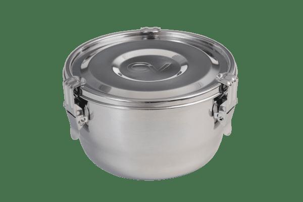 C Vault pojemnik do curingu i przechowywania ziół