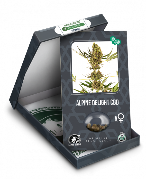 Alpine Delight CBD Auto