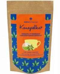 Herbatka ekspresowa Konopielka