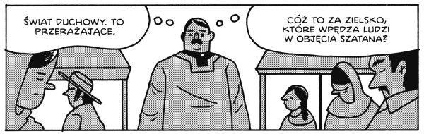 Komiks Trawka Jak zdelegalizowano marihuanę