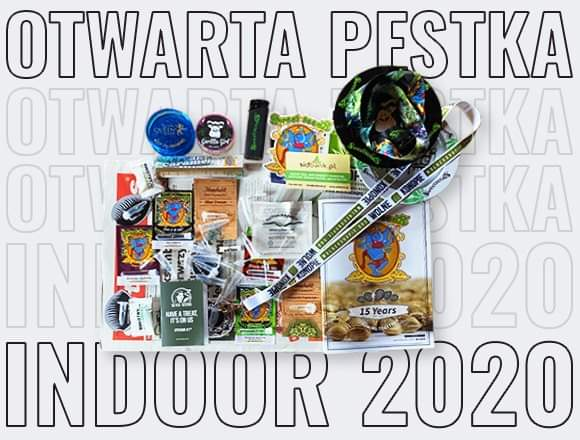 Otwarta pestka indoor 2020