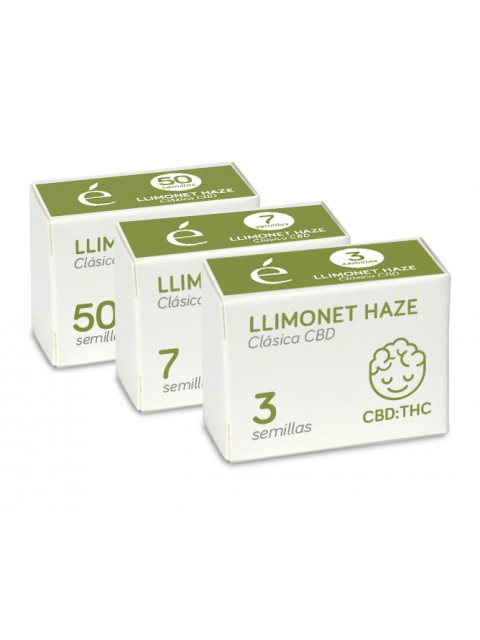 Llimonet Haze – Classic CBD
