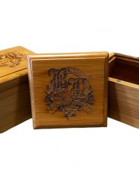 Pudełko bambusowe